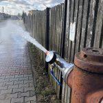 badanie hydrantu zewnętrznego